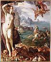 Persée secourant Andromède / WTEWAEL Joachim Anthonisz - 1611