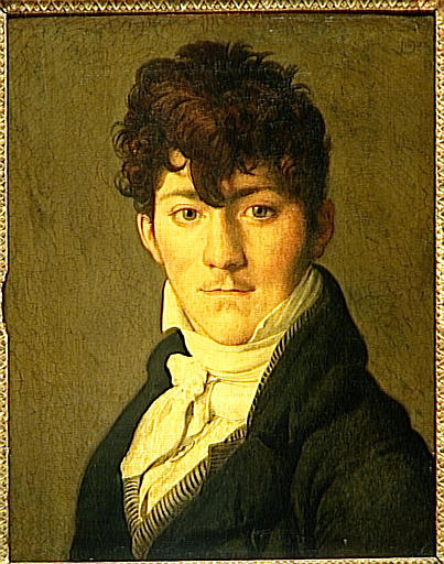 Jean auguste dominique ingres self portrait