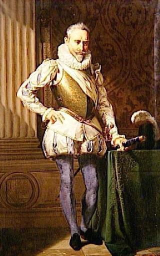 portrait of Henri de La Tour d'Auvergne