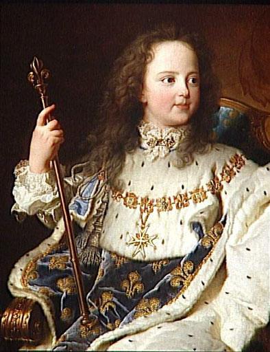 Louis XV, roi de France et de Navarre