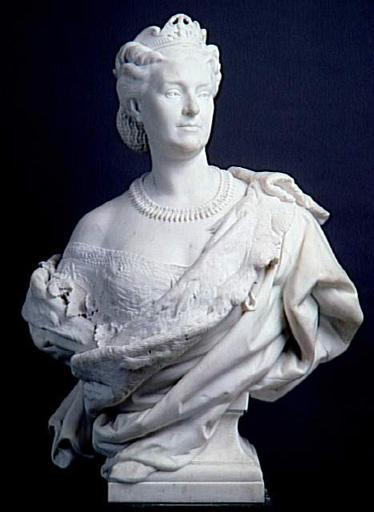 LA PRINCESSE MATHILDE (1820-1904) par Jean-Baptiste Carpeaux