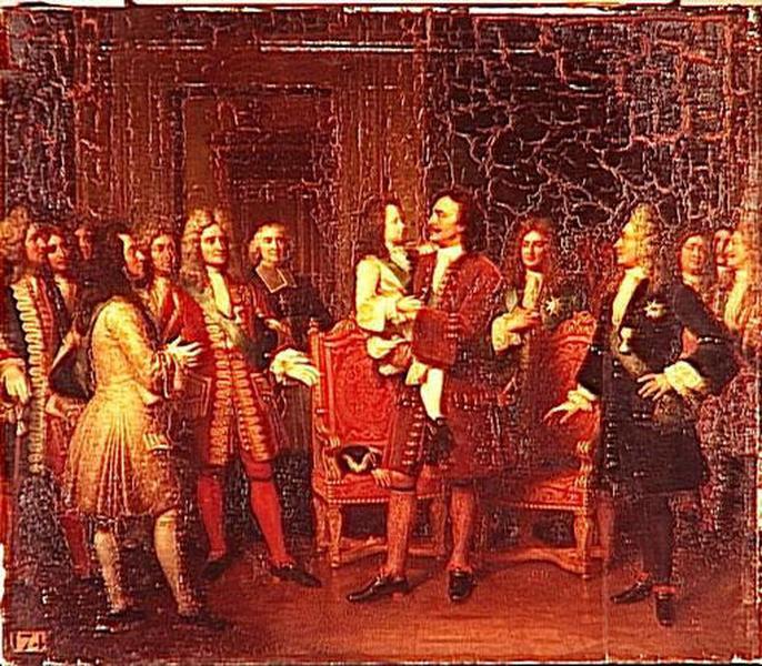 SPULTURES DE NICOLAS II ROMANOV ET DE SA FAMILLE : Alexis