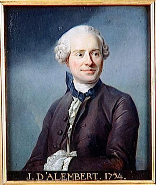 Dalembert) жан лерон (16111717, париж, - 29101783, там же), французский математик и философ, член парижской ан