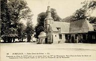 Énigme n°39 - Chapelle Notre-Dame de Grâce à Honfleur M500201_007948_v