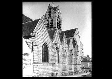 Eglise paroissiale Saint-Gilles