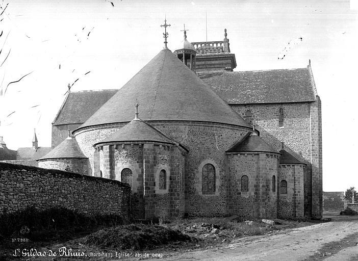 abbaye de Saint-Gildas de Rhuys