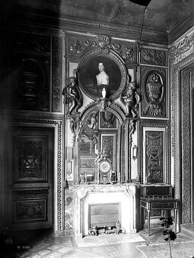 Marie charlotte de la porte de la meilleraye les for Chambre cinquante sept