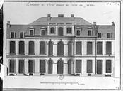 Ancien hôtel Amelot de Chaillou, ou hôtel de Tallard