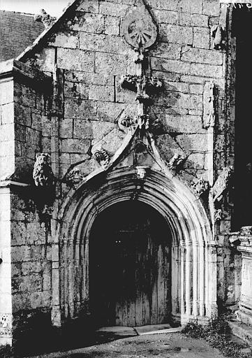 Eglise paroissiale Saint-Thuriau