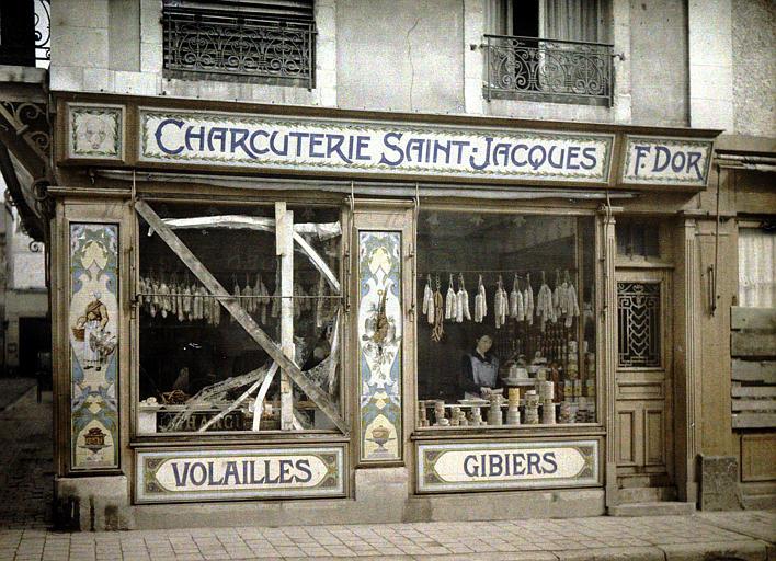 fotos a color de la primera guerra mundial