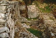 Arènes romaines et chapelle Saint-Jacques dans la caserne Condé