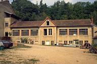 usine de lunetterie, usine de tabletterie (usine de tournerie), centrale hydroélectrique de la société les Fils d\
