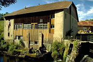moulin à farine dit moulin Choudet, usine de taille de pierre pour la joaillerie et l\