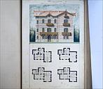 maison dite chalet de la Fourcade, puis hôtel de voyageurs dit Savoy Hôtel, puis villa Mire Juan, actuellement Palais Mire Juan