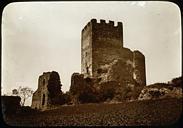 Ruines du château fort