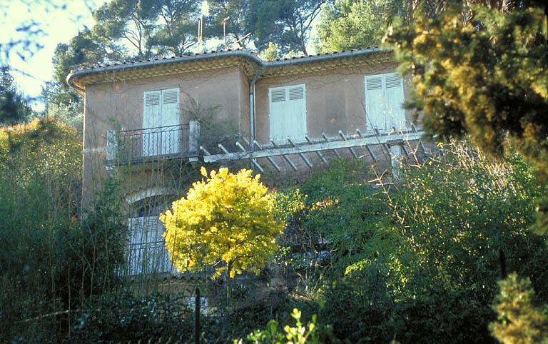 maison de villégiature dite Lou Niou