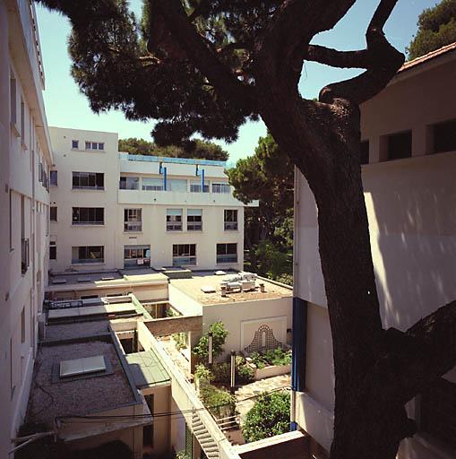 sanatorium dit institut hélio-marin de la Côte d'Azur