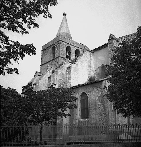 église paroissiale Saint-Baudile