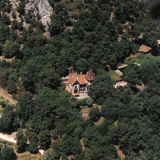 maison de villégiature dite Château rose