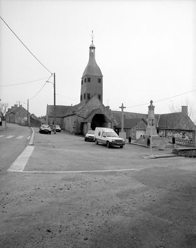 église paroissiale Saint-Marc