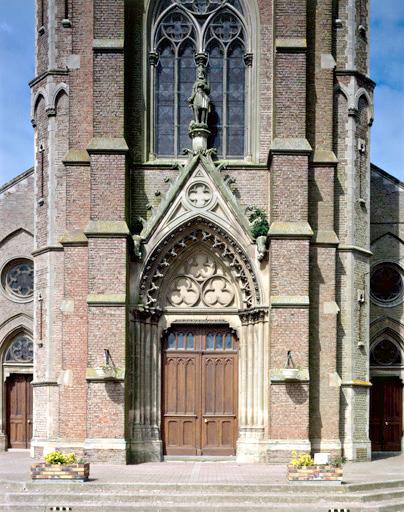 église paroissiale Saint-Eustache
