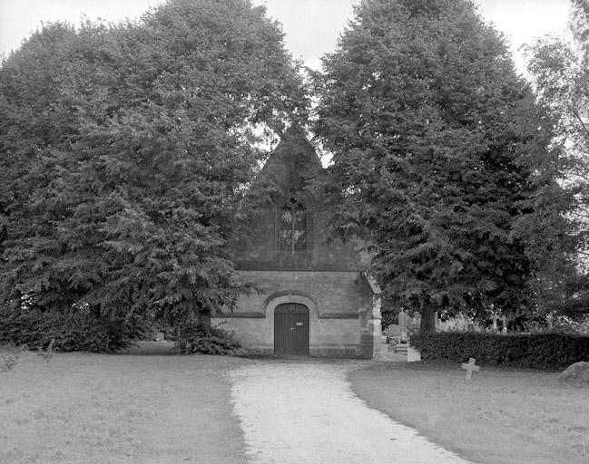 chapelle Notre-Dame, dite Notre-Dame-o-Pie ou Notre-Dame d'Huppy