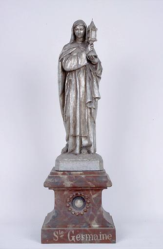 reliquaire : sainte Germaine