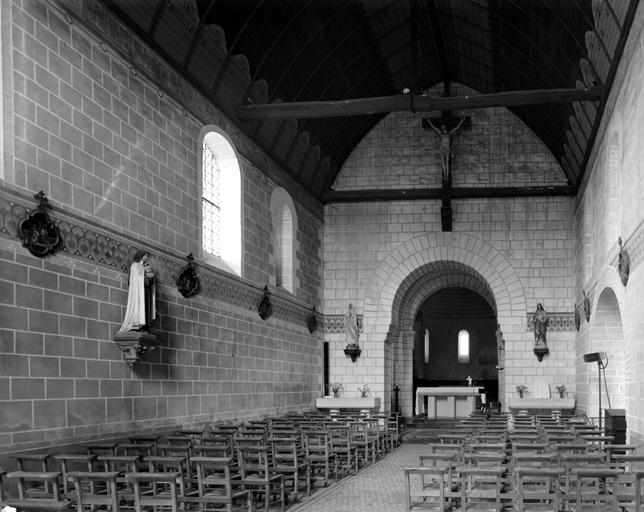 église paroissiale Saint-Evroult