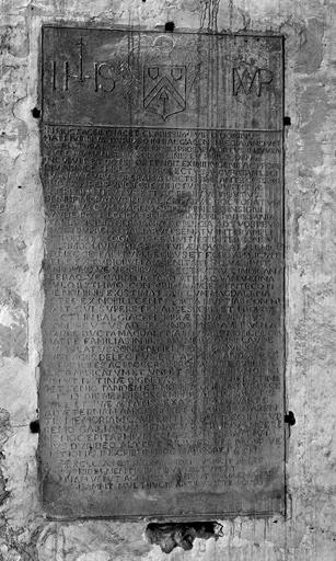 monument funéraire de Mathurin du Ridéo