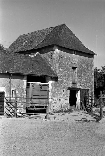 temple de protestants dit Le Prèche, actuellement étable à chevaux