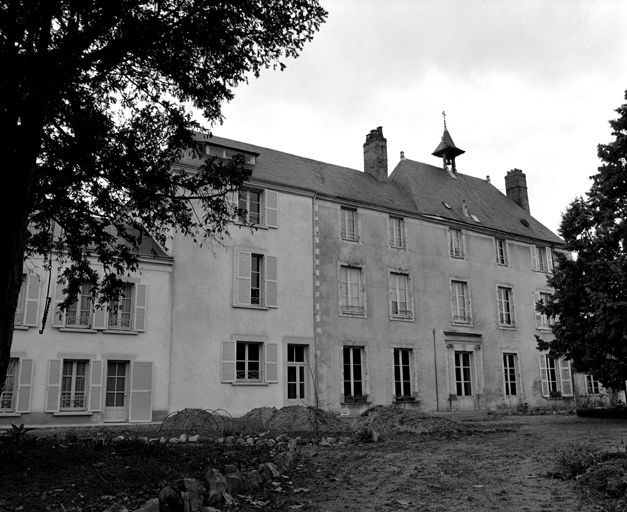 hôtel De Hargue, actuellement hospice