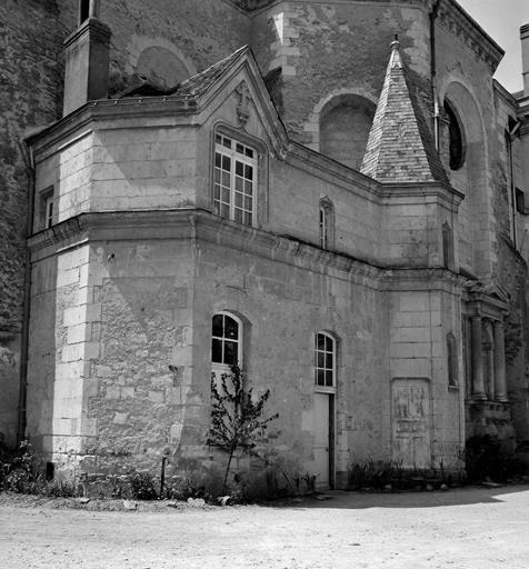 hospice de soeurs de La Providence actuellement immeuble