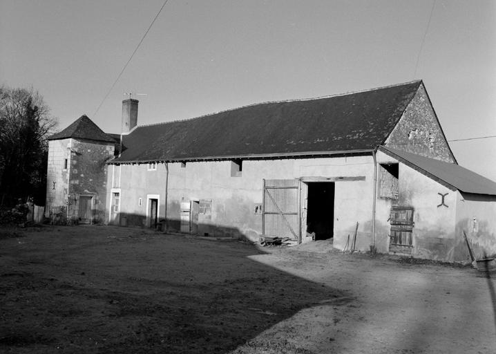 chapelle Saint-Maur, actuellement ferme
