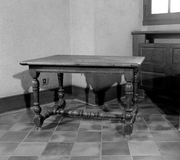 table n° 5