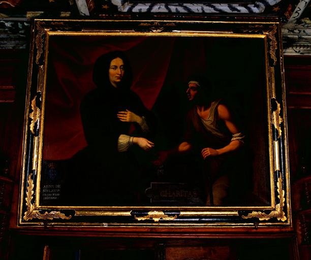 tableau : Portrait d'Anne de Melun (n°3)