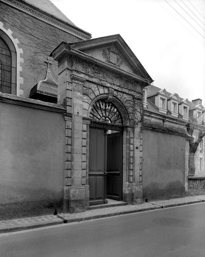 hôpital des Hospitalières de Saint-Joseph de La Flèche