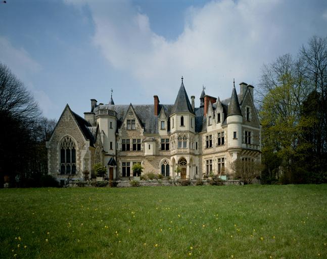 manoir ; château