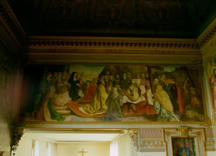 peinture monumentale : Invention de la Vraie-Croix