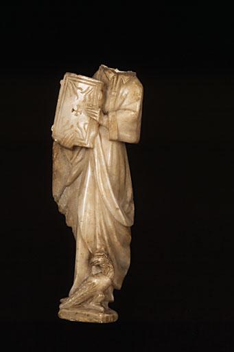 statuette : Saint Jean l'Evangéliste