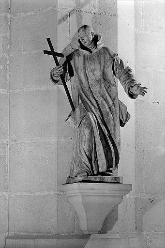 statue : saint Bruno