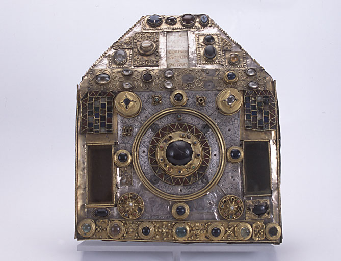 reliquaire hexagonal