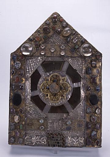 reliquaire pentagonal