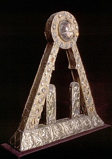 reliquaire dit A de Charlemagne