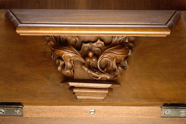 ensemble des 38 bas-reliefs des miséricordes des stalles sud