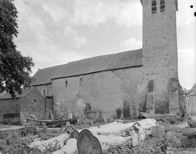 église paroissiale Saint-Hilaire