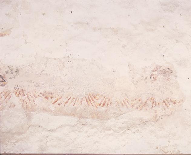 peinture monumentale : Enfance du Christ, Résurrection des Morts, Enfer, Martyres