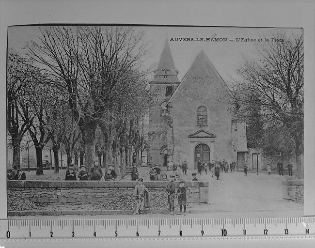 prieuré du Rosaire puis église paroissiale Saint-Pierre actuellement maison