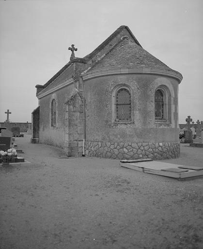 chapelle funéraire Saint-Fiacre