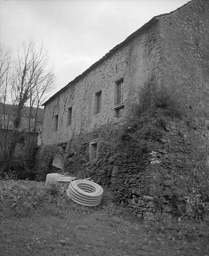 moulin, actuellement maison