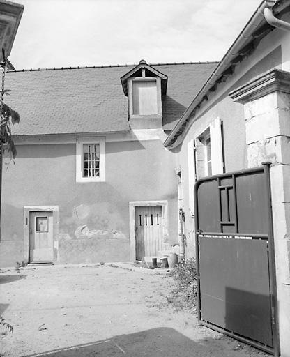maison n° 1 dite maison du Pont